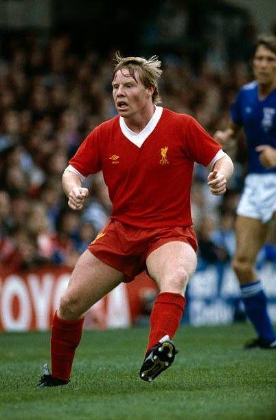 Sammy Lee Liverpool 1981