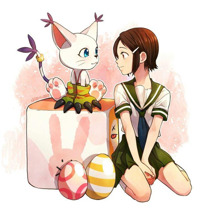 337 best Digimon images on Pinterest   Digimon adventure tri ...