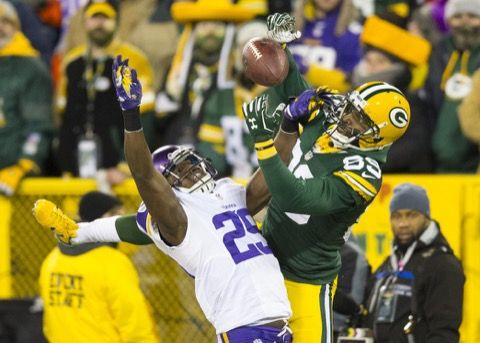Packers Set Mark for Failure in Loss to Vikings -- Your Green Bay Packers, ladies and gentlemen! Aaron Rodgers, who could care less, and the Packers have handed the NFC North over to the Minnesota Vikings.