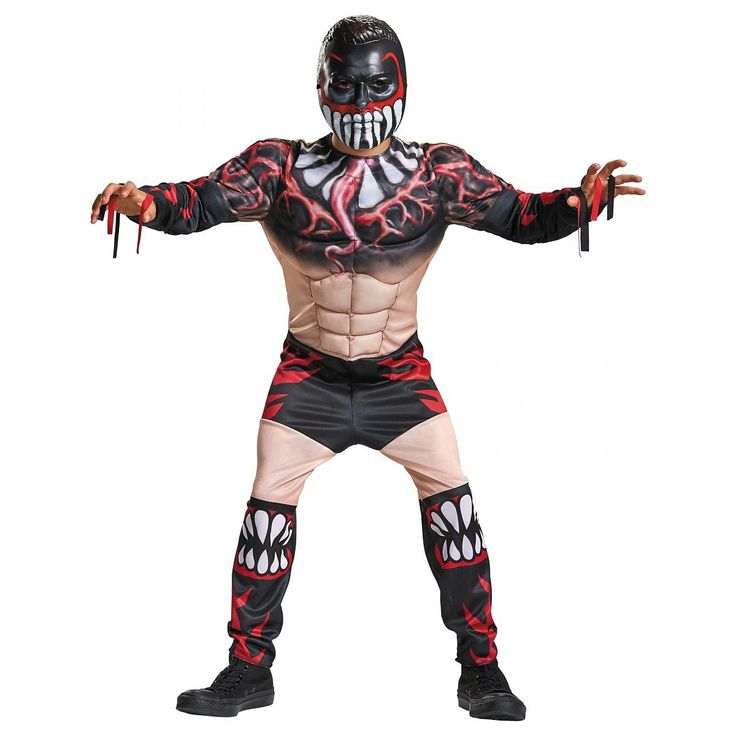 Finn Balor Costume WWE Halloween Fancy Dress