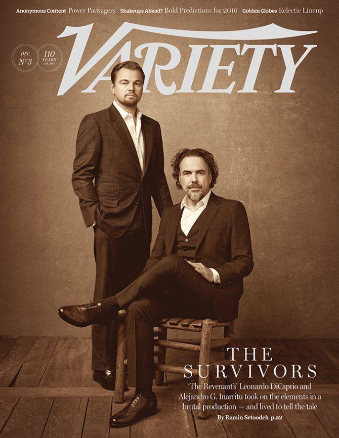 'The Revenant': Leonardo DiCaprio, Alejandro G. Inarritu On Epic Movie | Variety