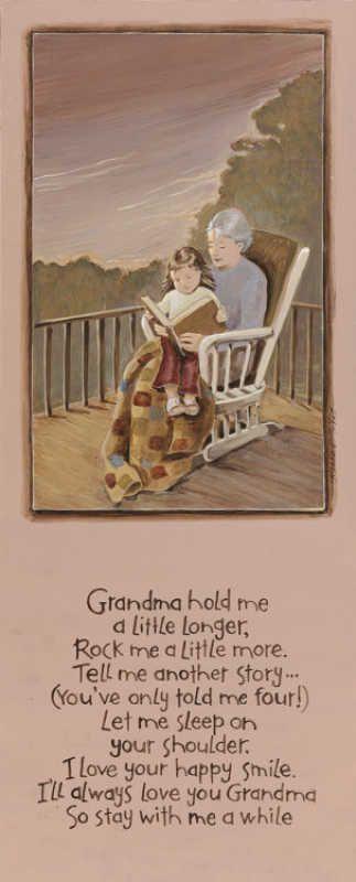 48 Best Grandma Quotes Images On Pinterest Grandchildren