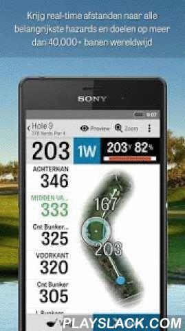 Golfshot: Golf GPS + Tee Times  Android App - playslack.com ,  Verbeter je spel en beheers de baan terwijl je geniet van een geheel nieuwe golfervaring met Golfshot. Meer dan 2 miljoen leden van de Golfshot community vertrouwen op onze golf GPS apps om tijd, geld en slagen te besparen. Krijg de beste golf GPS functies direct vanaf je pols met Android Wear™.ALLE Golfshot leden genieten van deze nauwkeurige en innovatieve functies:- Afstanden naar het midden van de green- Eenvoudig te…