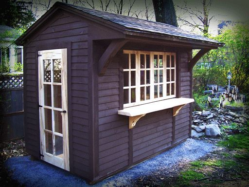 17 best images about backyard shed ideas on pinterest for Garden shed bar