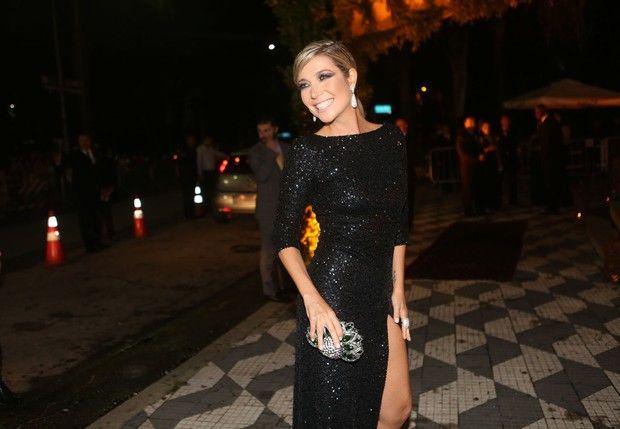 Luiza Possi (Foto: Celso Tavares / EGO)