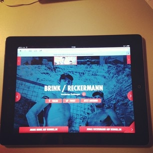 Check out our latest work and concept for Red Bull. We designed and coded a fully tablet ready campaign widget. Feel it on www.redbull.de