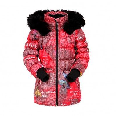 Стилно дизайнерско яке което ще осигури неповторима визия на вашето дете и ще бъде добро решение за хладните дни. Това яке ще заеме достойно място във всеки един гардероб на всяко едно момиченце.