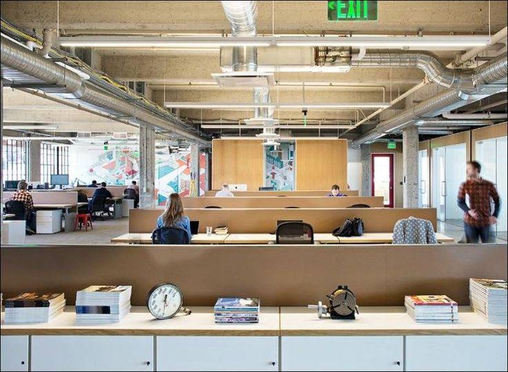 Современный дизайн офиса PCH в Сан-Франциско