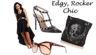How to style your sunnies, edgy & rocker chic by Kirstin Marie, via Flickr