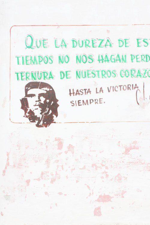 Citation Che Guevara  #cienfuegos #cuba #che #cheguevara #communism