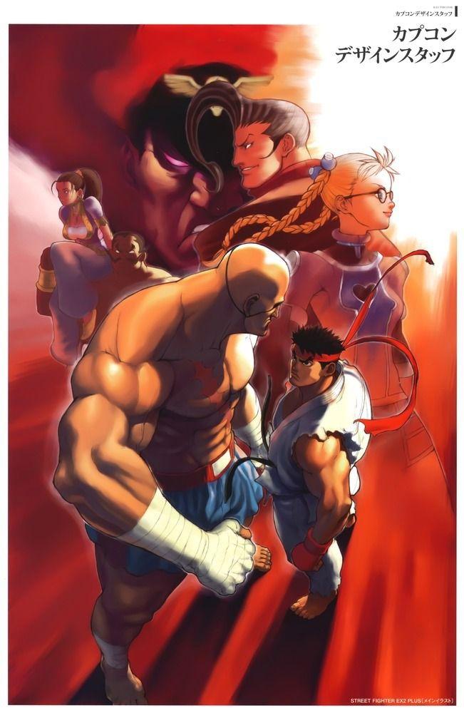 Street Fighter EX2 Plus by Edayan