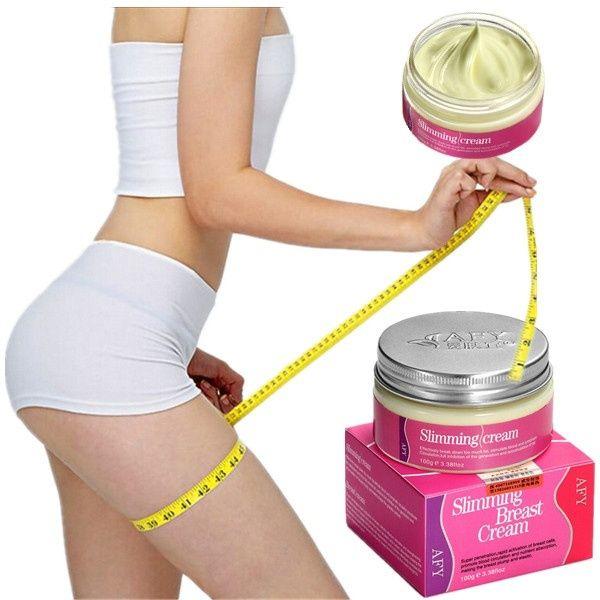 Women's Fashion Women Loss Weight Burning Fat Firming Body Slimming Cream