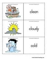 1000+ images about Flash Cards on Pinterest | ESL, Ell and States ...