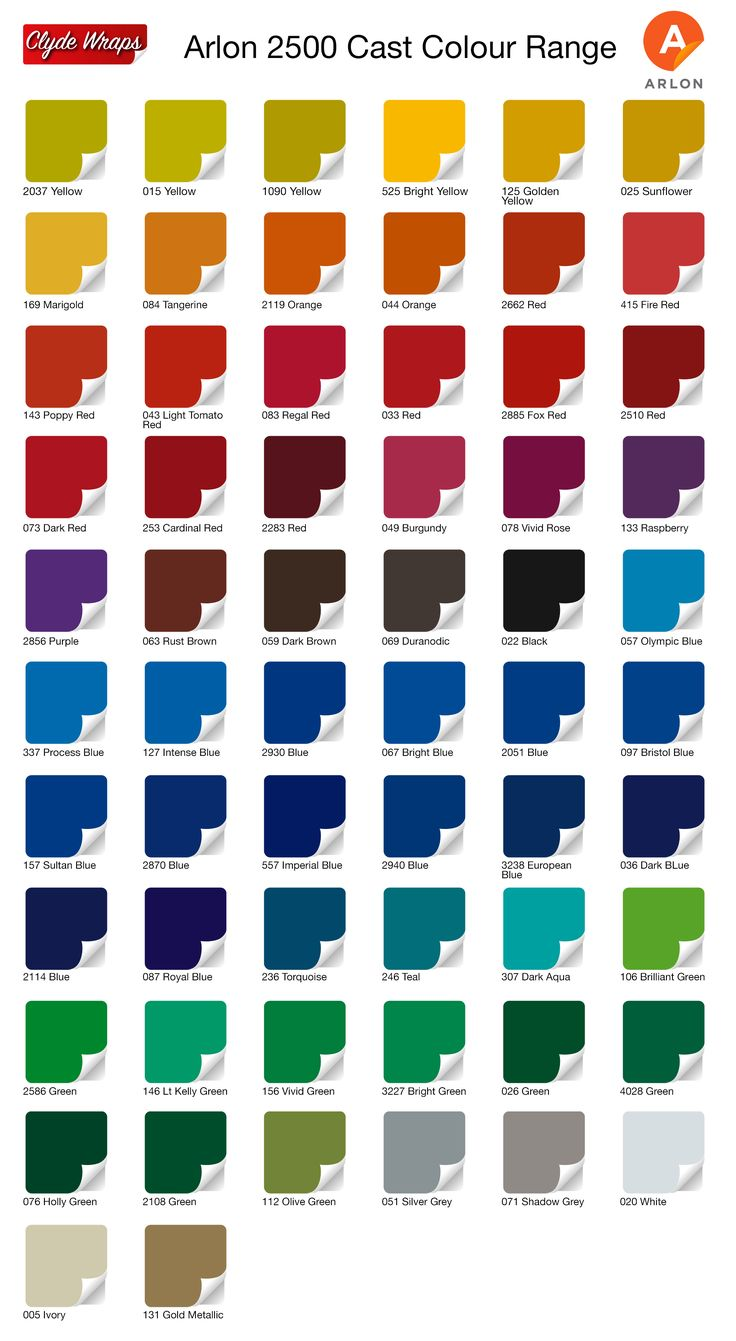 Best 25 vinyl wrap colors ideas on pinterest gift wrap storage image result for avery vinyl wrap color chart nvjuhfo Images