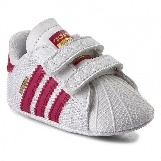 Adidas Originals Superstar Crib Shoes