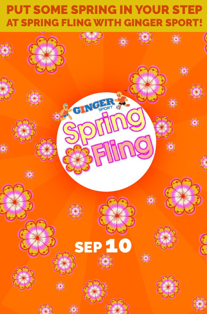 Calling all little athletes to Park Ridge State's Spring Fling tomorrow! Put some spring in your step and score a goal with Ginger Sport! Where: Park Ridge State School, 3776 Mt Lindesay Highway, Park Ridge, QLD 4125 When: Tomorrow at 10:00am - 3:00pm  http://bit.ly/1JmQ1is