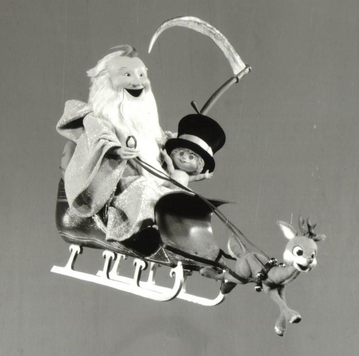 Rankin Bass Christmas cartoons, Christmas graphics