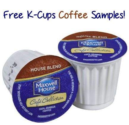 FREE Maxwell House K-Cups Coffee Samples!  #coffee..just click on photo..2x