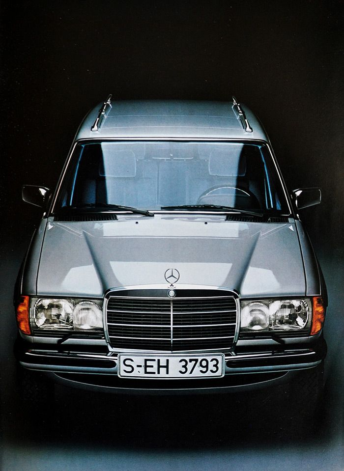 Mercedes 280 TE (1980)