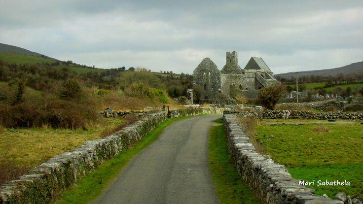 Corcomroe Abbey.