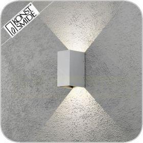 Wandlamp Cremona 7940-310 LED vierkant grijs