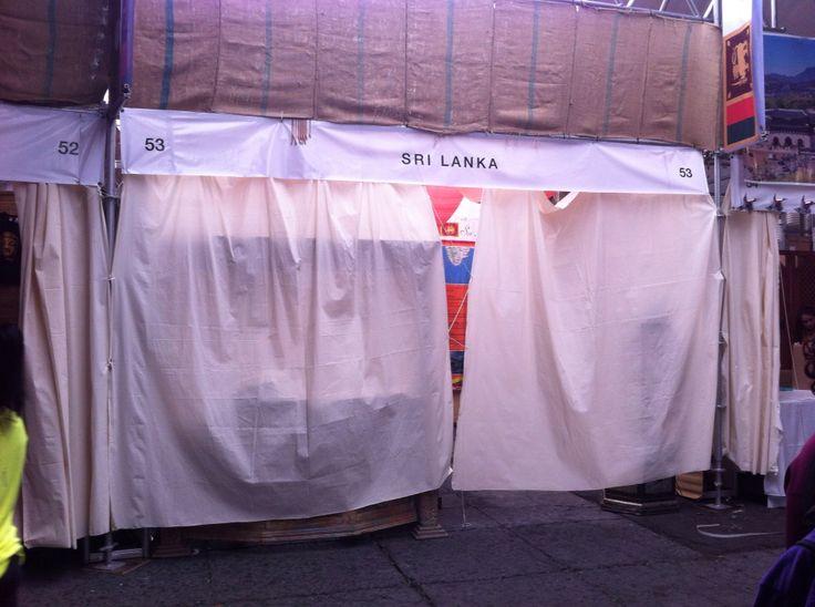M s de 20 ideas incre bles sobre cortinas de lona en - Cortinas de loneta ...