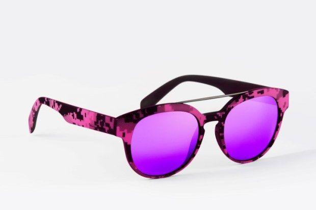Moda occhiali estate 2014: Italia Independent presenta Digicamou - Goodlovers