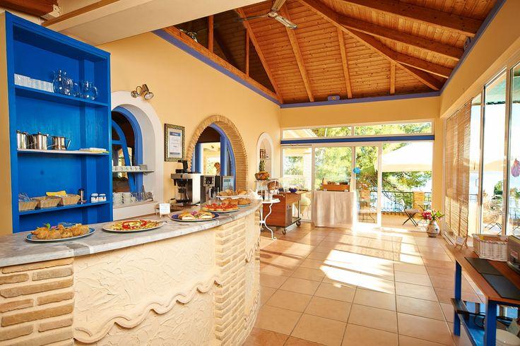 Villas Cavo Marathia - Coffee Bar