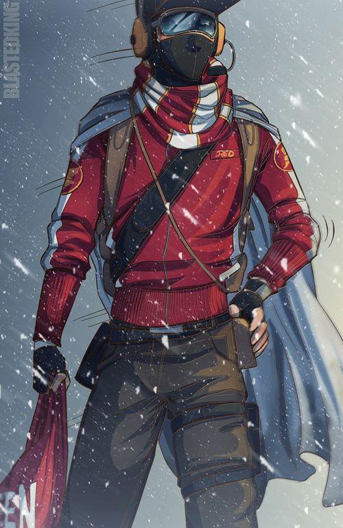 Dd249 It's getting colder, boys by BlastedKing.deviantart.com on @DeviantArt