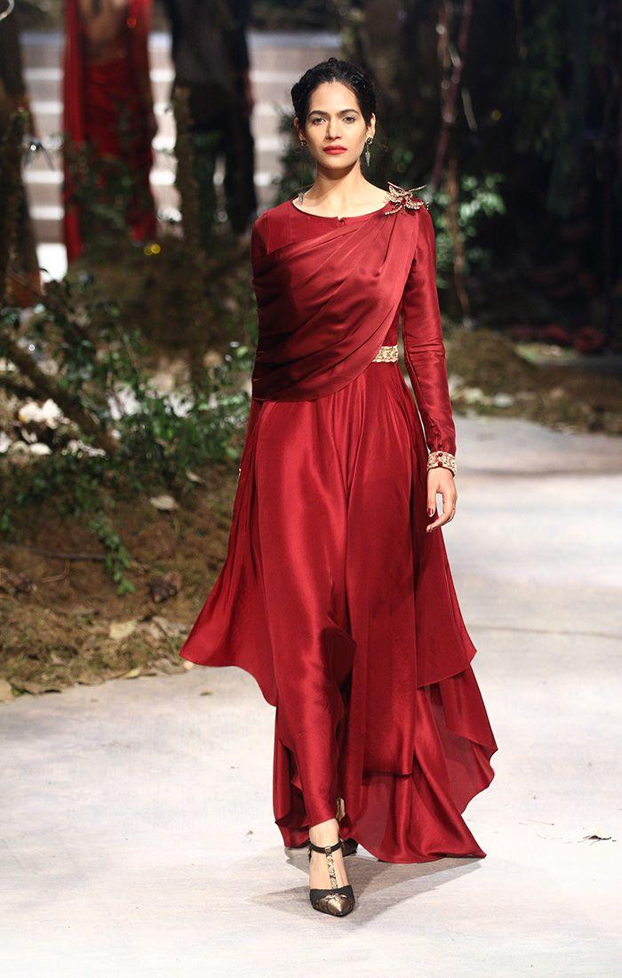 Tarun Tahiliani & Amit Aggarwal | Amazon India Fashion Week Autumn/Winter #PM #AIFWAW2017 #indiancouture