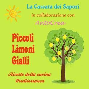 Piccoli Limoni Gialli - Ricette Mediterranee: 2° Raccolta http://lacascatadeisapori.altervista.org/piccoli-limoni-gialli-2-raccolta/