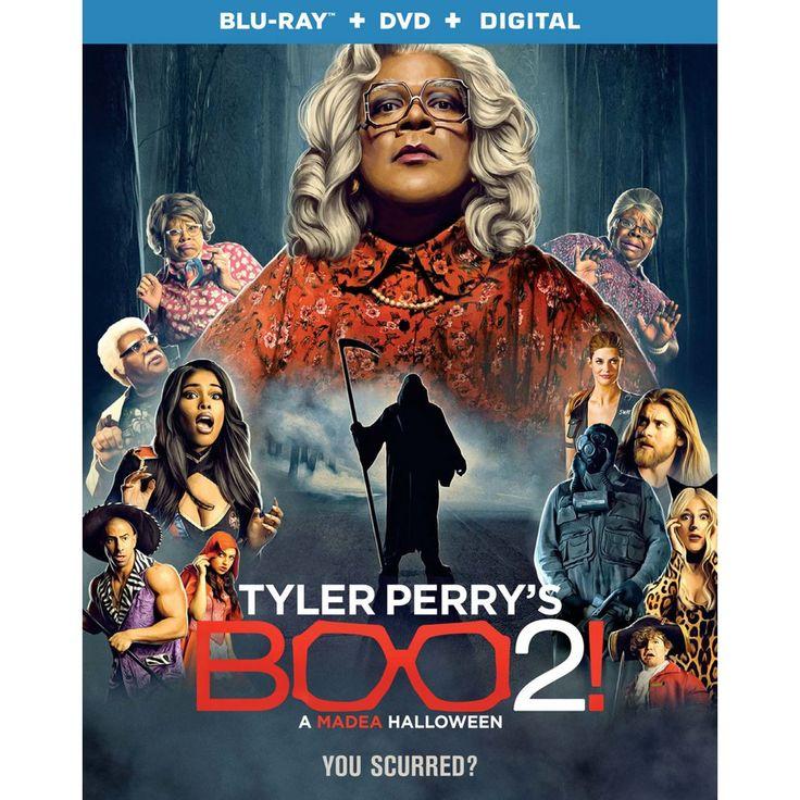 Tyler Perry's Boo 2! A Madea Halloween (Bluray + DVD