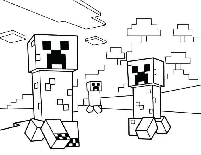 Fun Minecraft Coloring Pages Ideas For Kids Coloringsheets Minecraft Coloring Pages Creeper F Minecraft Ausmalbilder Malvorlagen Ausmalbilder Zum Ausdrucken