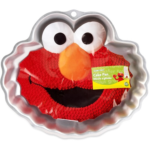 Elmo Cake Decorating Instructions : Wilton Novelty 13.5