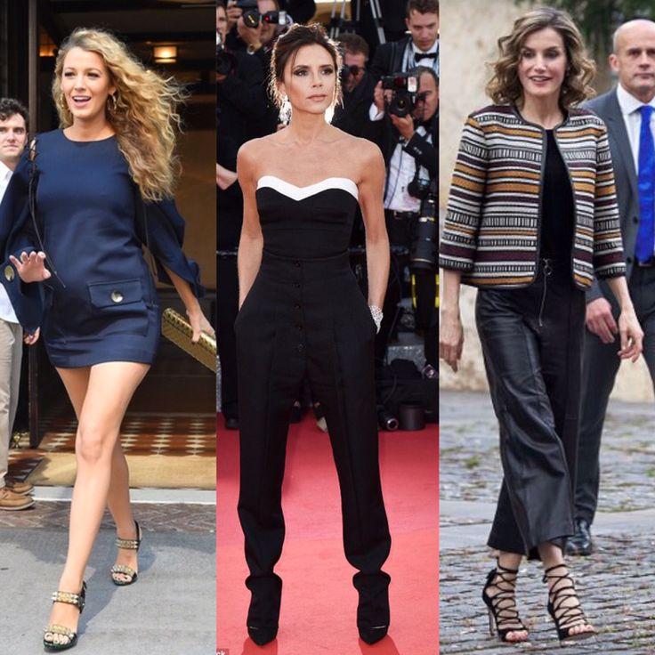 Las 8 celebridades femeninas con más estilo. El top list de las mejores vestidas más famosas de acuerdo a #delblogamiarmario