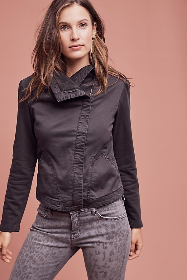 821d80084 Anthropologie Faravel Moto Jacket by Marrakech L Large NWT Black  #Anthropologie #Motorcycle