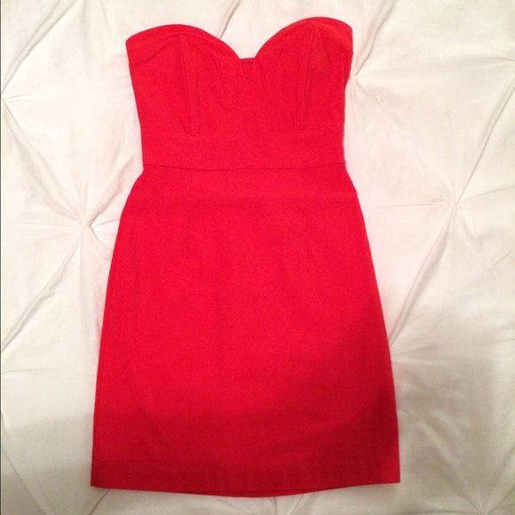 Red mini dress Windsor red mini dress. Only worn a couple times. WINDSOR Dresses Mini