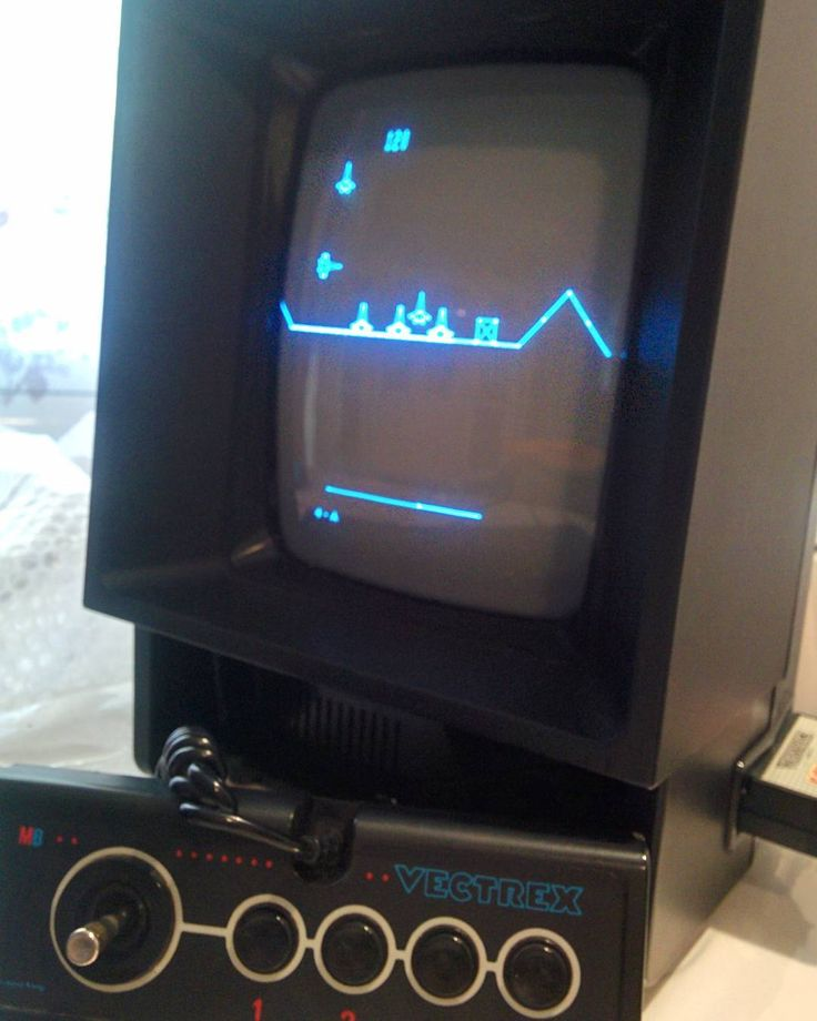 On instagram by volatil1979 #vectrex #microhobbit (o) http://ift.tt/21kix8v words only: MISSION ACCOMPLISHED!!