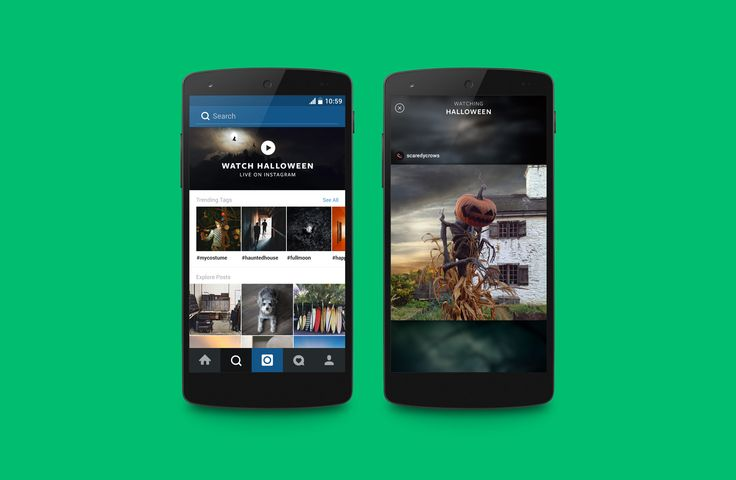 Instagram Takes on Snapchat With Its New Video Channel | WIRED