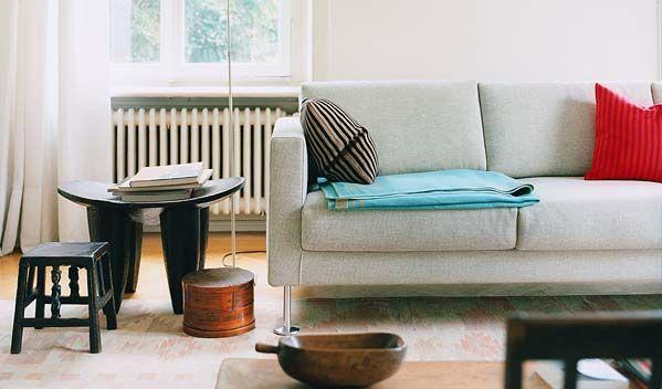 Park Sofa by Jasper Morrison and Vitra