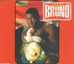 Frank Bruno (2) - Eye Of The Tiger (CD) at Discogs