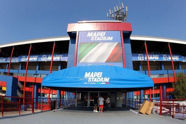 """Mapei si aggiudica il Mapei Stadium """"Città del Tricolore"""""""