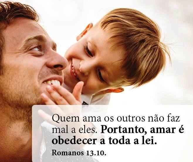 Salmos, Provérbios, Pensamentos, Frases: quem-ama-os-outros