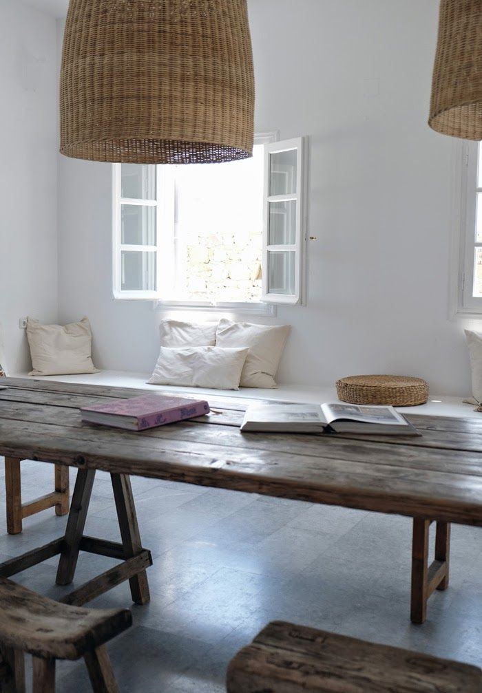 STIL INSPIRATION: San Giorgio | Interior inspo from the lobby barefootstyling.com