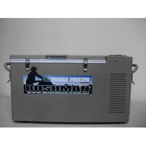 #Bushman_Fridge The most versatile 12 Volt Fridge on the market. Looking for something small and compact around 35L, or want to expand it to 52L the Bushman Fridge does this.