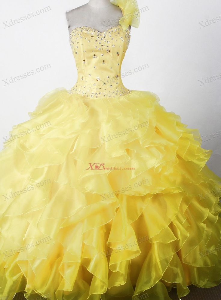 Ball Gown One Shouldder Floor-length Little Girl Pageant Dress