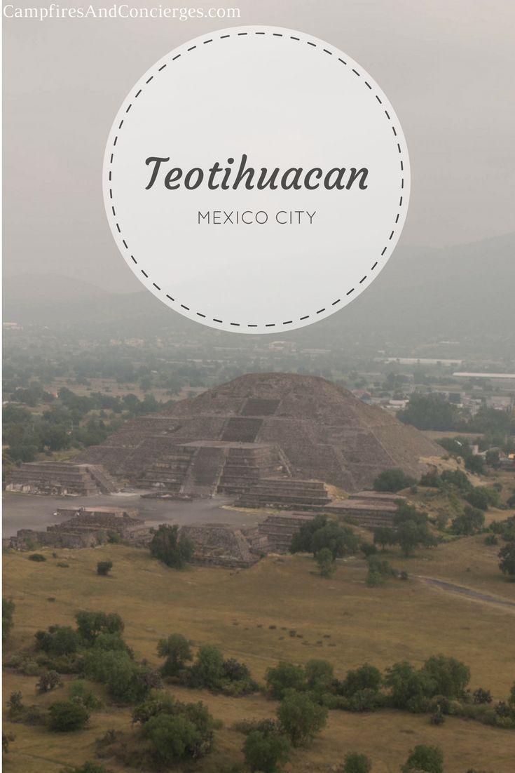 Teotihuacan Pyramids near Mexico City Mexico Viator Tour