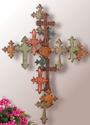 http://www.bellasoleil.com/servlet/the-1405/Iron-Cross-Wall-Decor/Detail