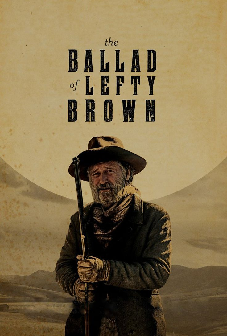Aging sidekick Lefty Brown has ridden with Eddie Johnson his entire life. But when a rustler kills Eddie, Lefty is forced from his partner's shadow and must confront the ugly realities of frontier justice.