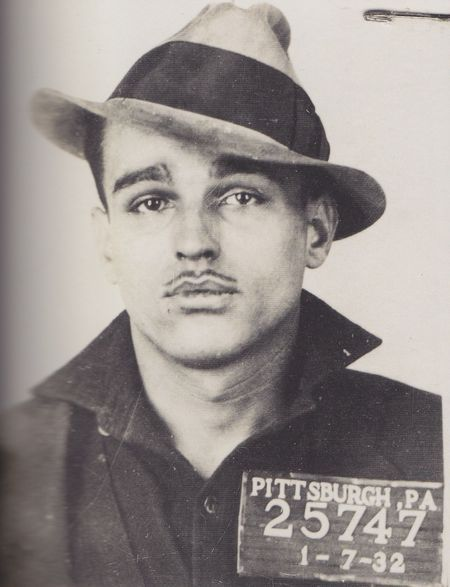 Least Wanted: A Century of American Mugshots. I could see Marlon Brando playing this guy.